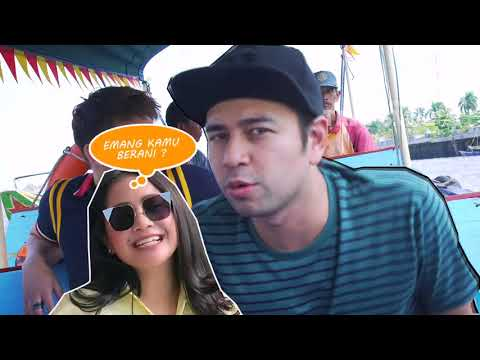 RAFFI BILLY & FRIENDS - Raffi Billy Traveling Bersama Rans & Ababil Di Palembang (28/7/18) Part 1