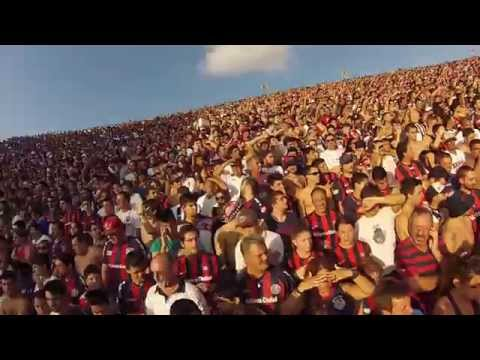 San Lorenzo 3 Huracán 1 Recibimiento al Equipo !! - La Gloriosa Butteler - San Lorenzo