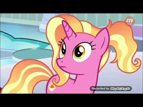 The future main 6 . My little pony friendship is magic season 9 episode 26(the last problem)