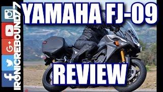 8. 2016 Yamaha FJ 09 Testride Review