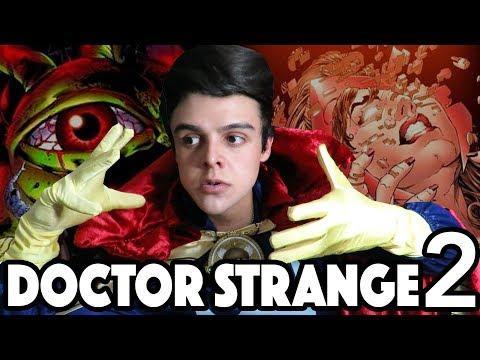 ¡LO QUE YO QUIERO VER EN DOCTOR STRANGE 2! / NAVY