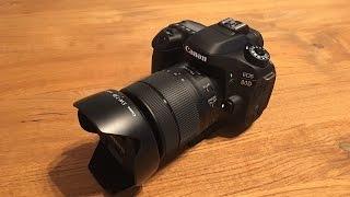 Canon 80D - Test et Impression - Comparaison Canon 70D