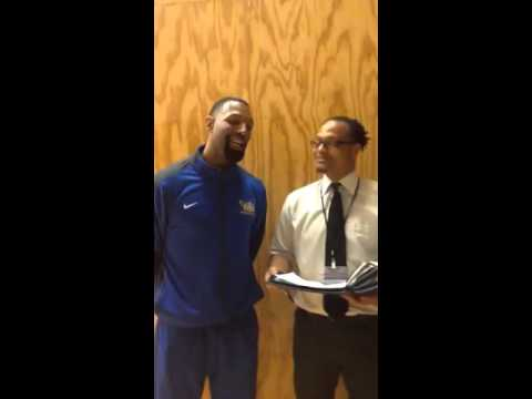 #TCCBasketball vs. Daytona State: Postgame with Assistant Coach Cherry