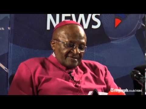 has - South Africa's Archbishop Emeritus, Desmond Tutu asks
