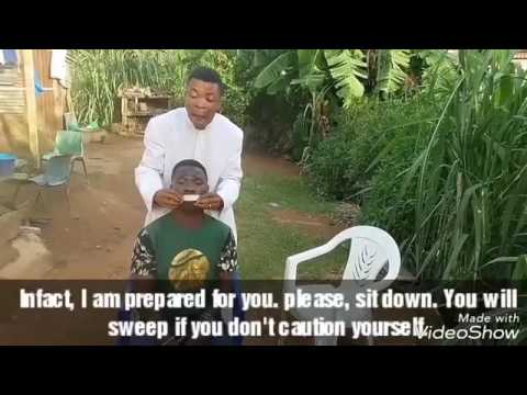 Comedy Video Ayo Ajewole Woli Agba   Woli Agba Fainted