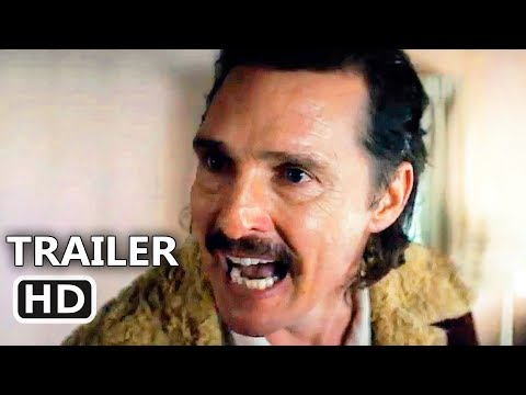 WHITE BOY RICK Official Trailer (2018) Matthew McConaughey Movie HD