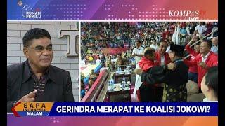 Video Dialog: Gerindra Merapat ke Koalisi Jokowi? (2) MP3, 3GP, MP4, WEBM, AVI, FLV Juni 2019