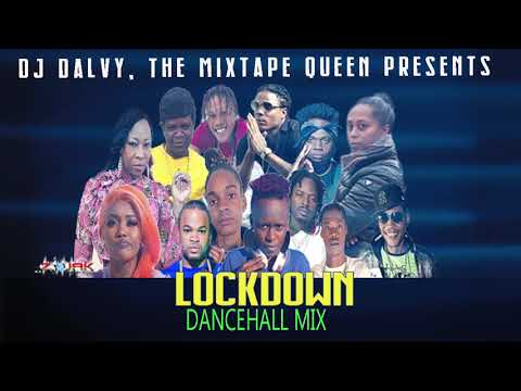 DANCEHALL MIX AUGUST 2020/LOCK DOWN DANCEHALL MIX 2020[RAW] KOFFEE, INTENCE, VYBZ KARTEL,SKILLIBENG