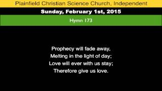 Download Lagu Hymn 173 from Sunday, February 1st, 2015 Mp3