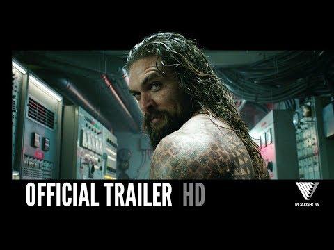 AQUAMAN   Official Trailer 1   2018 [HD]