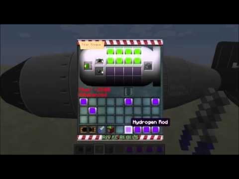 Minecraft: how to make a atom bomb in minecraft (add music) download mod: The link in description)