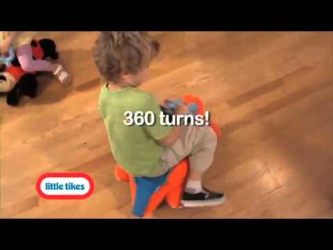 Little Tikes Pillow Racer- Dino