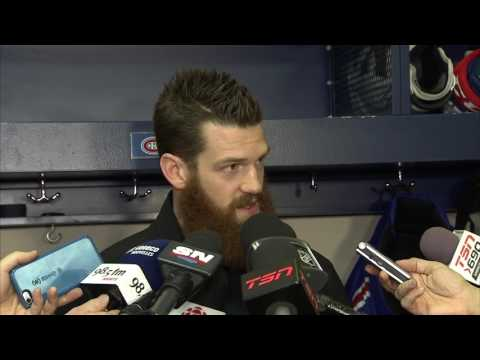 Benn: Montreal is hockey heaven, I'll try and learn French