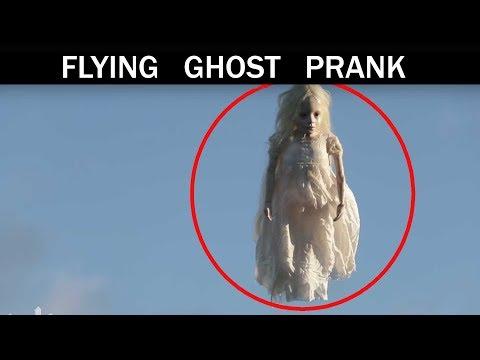 lo spaventoso scherzo del fantasma volante - epico!