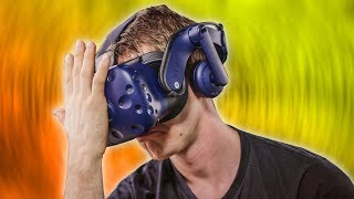 Video Why does this exist... Vive Pro Review MP3, 3GP, MP4, WEBM, AVI, FLV September 2018
