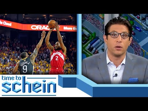 Video: Kawhi's contract TWIST! | Time to Schein