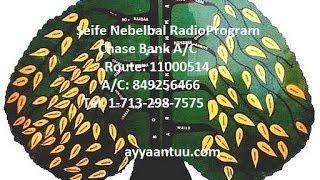 Weekly Seife Nebelbal Radio Program - Interviews with Geresu Tuffa
