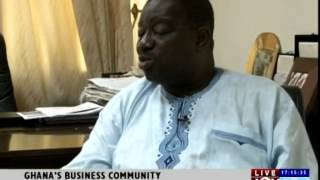 Ghana's Business Community