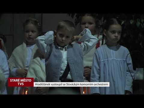 TVS: Staré Město - Koncert Umíme hrát a Hradišťánek