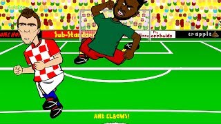 Watch Alex Song's outrageous elbow - 442oons style! ⚽️Subscribe to 442oons: http://bit.ly/442oonsSUB⚽   More 442oons...