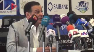 عصام عبدالفتاح: لن نقبل بإهانة الحكام.. وجريشة شيء كبير لمصر