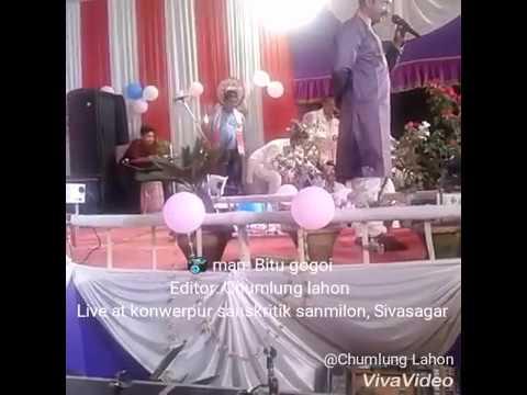 Video K.K and Mohan da, live at Konwerpur Sanskritik Sanmilon, Sivasagar download in MP3, 3GP, MP4, WEBM, AVI, FLV January 2017