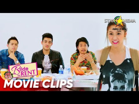 Papasa kaya si Rocky sa kanyang Audition? | Bride For Rent | Movie Clips