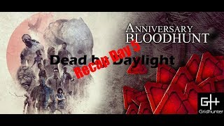 Welcome back to another Dead by Daylight video.Following vid shows some of my survivor exploits on the fifth day of the anniversary Bloodhunt, the one year anniversary of Dead by Daylight. I you enjoy, cheers!