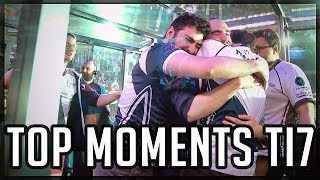 Video TOP Moments TI7 Dota 2 EPIC Plays and Atmosphere TI7 Highlights The International 7 #ti7 #dota2 MP3, 3GP, MP4, WEBM, AVI, FLV Juni 2018
