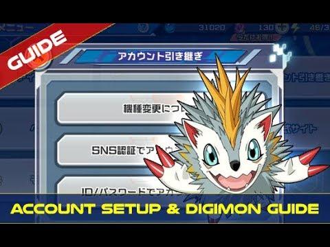 Digimon ReArise | Account Transfer & Digimon Guide!