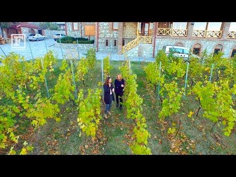 Inside of Schuchmann Wines Chateau & Spa, Kakheti, Georgia