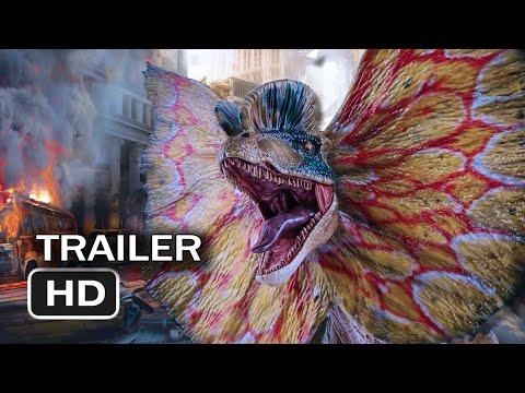 Jurassic World 3 - Concept Trailer (Sam Neill, Laura Dern, Chris Pratt) 2021