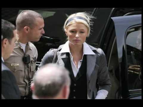 Paris Hilton Jail