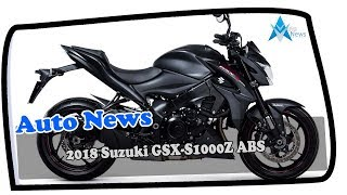 3. MUST WATCH !!!2018 Suzuki GSX S1000Z ABS Price & Spec