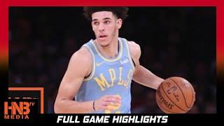 Los Angeles Lakers vs Washington Wizards Full Game Highlights / Week 2 / 2017 NBA Season