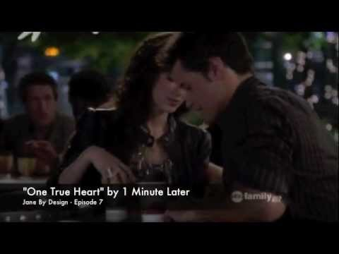 """""""One True Heart"""" by 1 Minute Later on Jane By Design"""