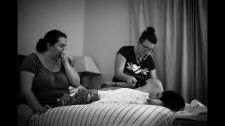 Violet Josephine's Birth Story | Sarasota Birth Photographer
