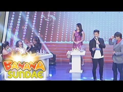 Banana Sundae: Mr. That's My Pogi Boy Ng Pilipinas 2017