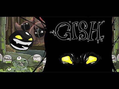 обзор Gish (CD-Key, Steam, Region Free)