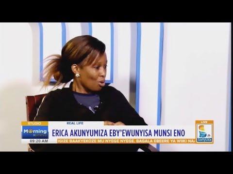 Wuuno Erica Mukisa Yalaba Sitaani Part 2| Sanyuka Morning Express