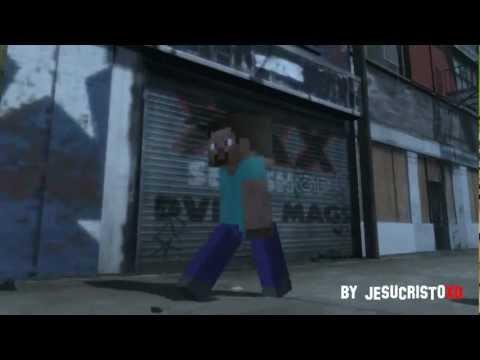 MINECRAFT GTA 4 (Loquendo) [El Sueño Americano]