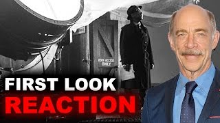 Justice League 2017 Commissioner Gordon First Look REACTION by Beyond The Trailer