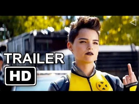 Deadpool 2 Trailer TV Spot (2018) Ryan Reynolds Superhero Movie HD