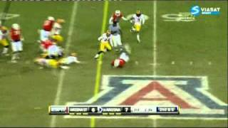 "Vontaze Burfict vs Arizona ""2010″"