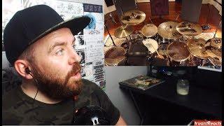 Anup Sastry   Titan   Drum Play Through   Reaction