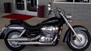 5. 2013 Honda Shadow 750 Aero Sale at Honda of Chattanooga TN - VT750C Walkaround