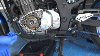 10. GS500 Starting Problem and Generator Rotor Repair