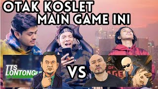 Video OTAK Miring Gara2 TTS Cak Lontong VS Deddy Corbuzier MP3, 3GP, MP4, WEBM, AVI, FLV April 2019