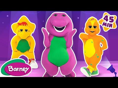 Barney - Full Episode Compilation - Bop Till You Drop & Big Garden (1 HOUR!)