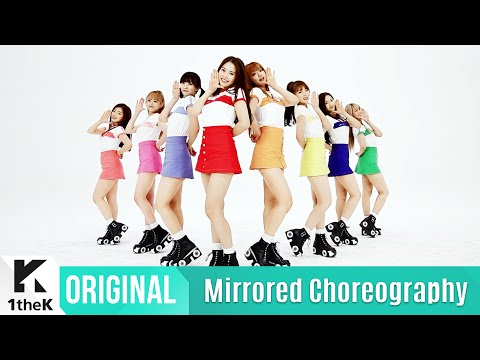 [Mirrored] OH MY GIRL(오마이걸) _ LIAR LIAR(라이어 라이어) Choreography(거울모드 안무영상)_1theK Dance Cover Contest